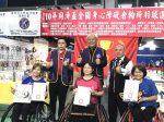 110年同濟盃全國身心障礙者輪椅羽球邀請賽 在高雄圓夢飛翔